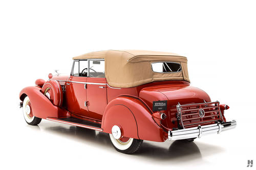 1935 Cadillac 355D Phaeton SOLD (picture 4 of 6)
