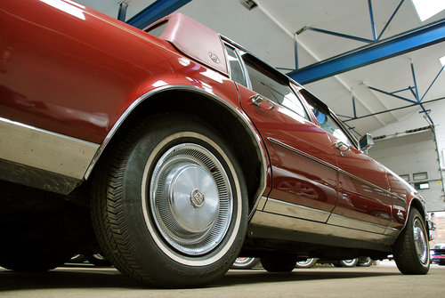 1977 Cadillac Seville  350cui LHD For Sale (picture 3 of 6)