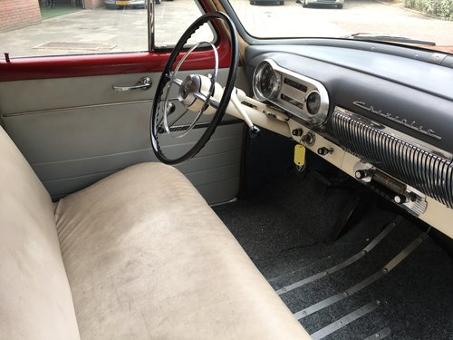 Chevrolet Bel Air 1953, 6 Cylinder, 87K, Manual.  For Sale (picture 5 of 6)