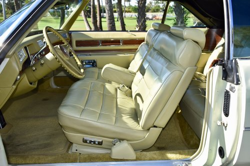 1976 Cadillac Eldorado 2,500 miles, show quality  For Sale (picture 4 of 6)