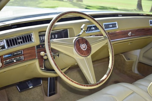 1976 Cadillac Eldorado 2,500 miles, show quality  For Sale (picture 5 of 6)