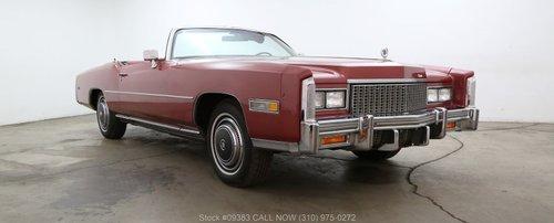1976 Cadillac Eldorado For Sale (picture 1 of 6)