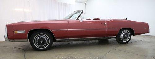 1976 Cadillac Eldorado For Sale (picture 3 of 6)