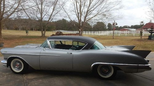 1957 Cadillac Eldorado Seville For Sale (picture 2 of 6)