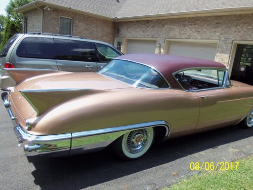 1957 Cadillac Eldorado Seville 2DR HT For Sale (picture 3 of 6)