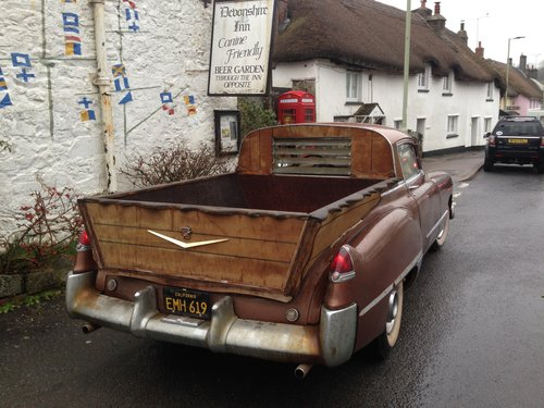1949 cadillac pickup SOLD (picture 1 of 6)