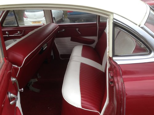 1950 4door cadillac saloon SOLD (picture 4 of 6)