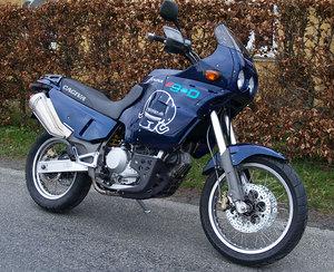 1997 Classic adventure Bike