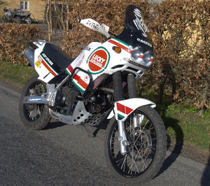 CAGIVA ELEFANT LUCKY EXPLORER 900ie