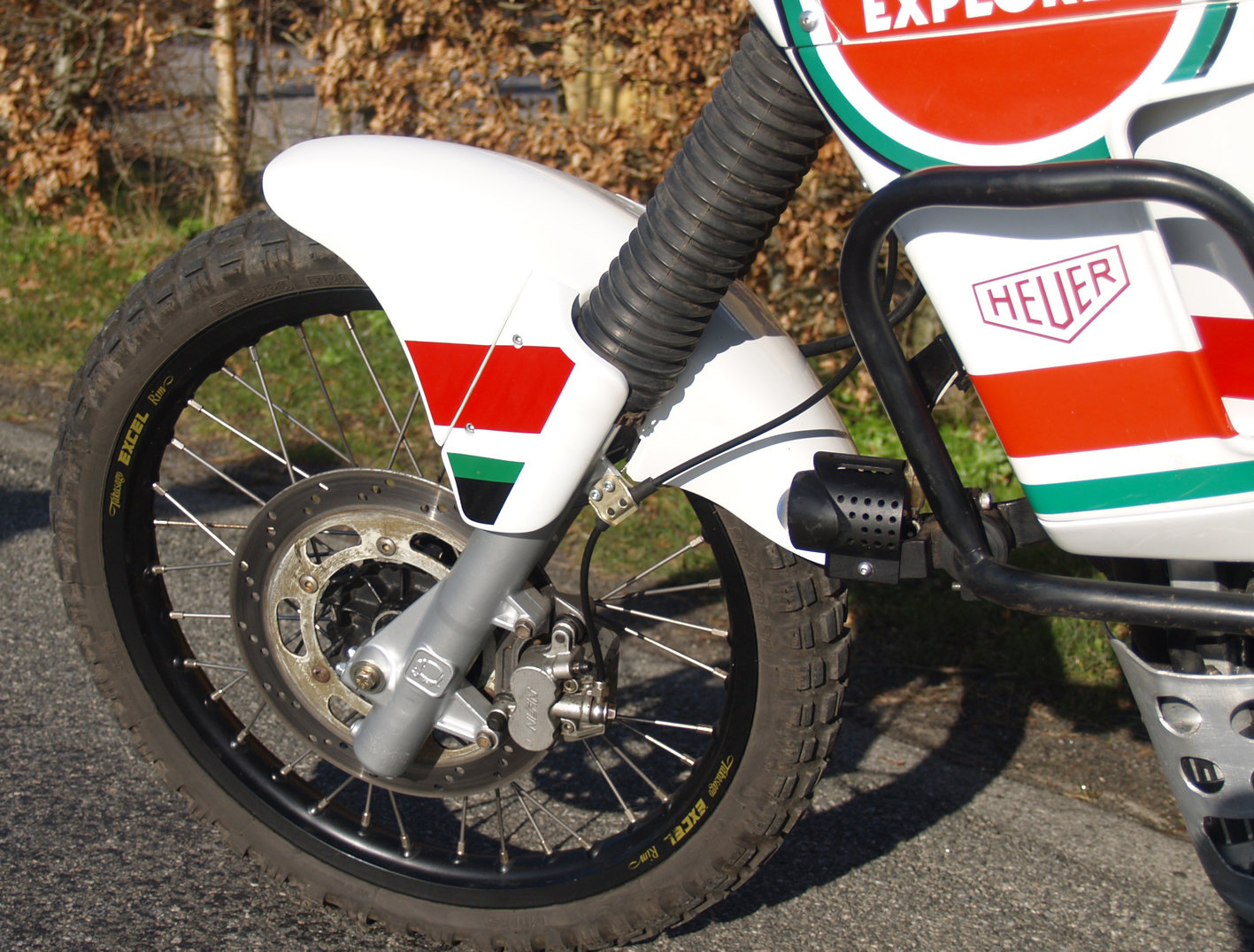 1990 CAGIVA ELEFANT LUCKY EXPLORER 900ie For Sale (picture 4 of 6)