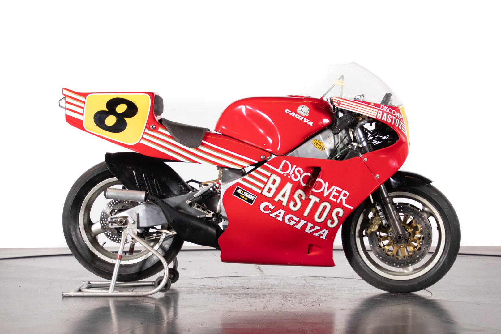 CAGIVA - 500 GP - 1987 For Sale (picture 2 of 6)