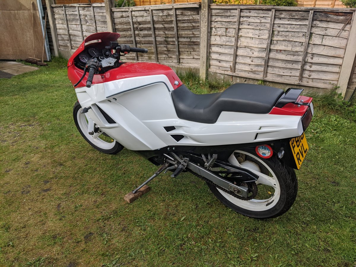 1989 Cagiva Freccia 125R (25k miles) For Sale (picture 3 of 6)