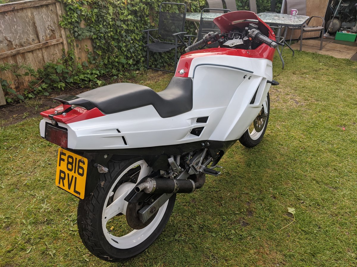 1989 Cagiva Freccia 125R (25k miles) For Sale (picture 4 of 6)
