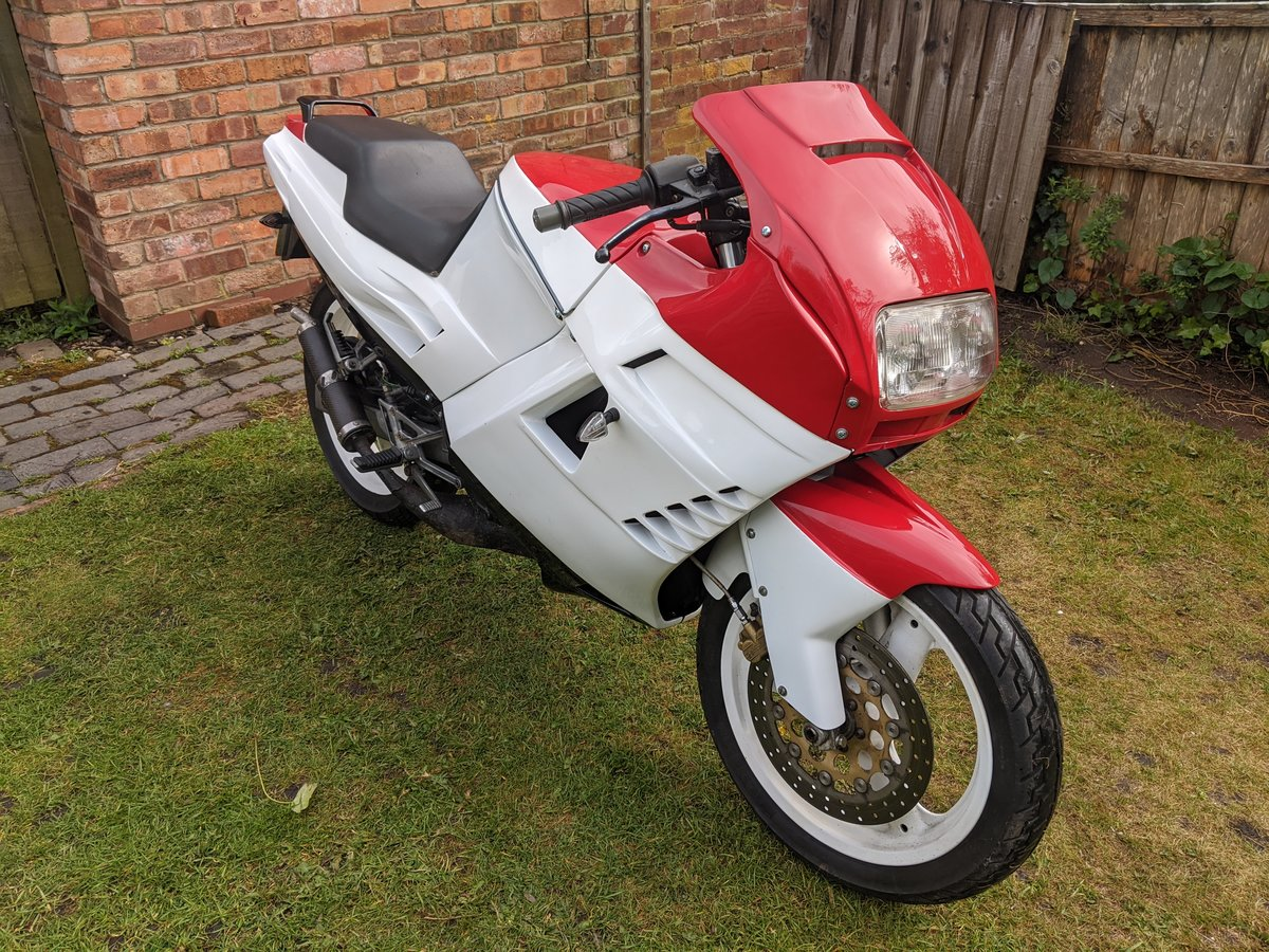 1989 Cagiva Freccia 125R (25k miles) For Sale (picture 6 of 6)