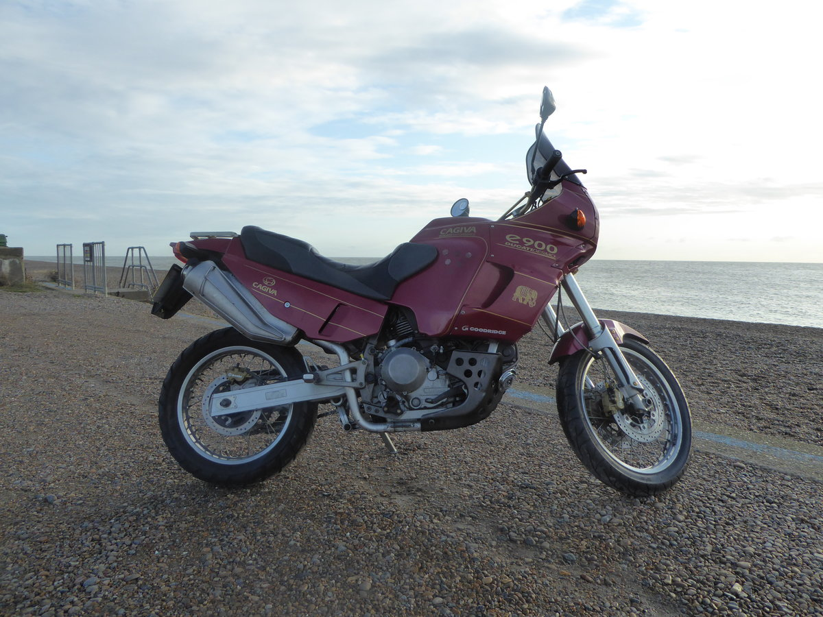 1996 Cagiva Elefant 900 GT NOW SOLD  NOW SOLD SOLD (picture 1 of 6)