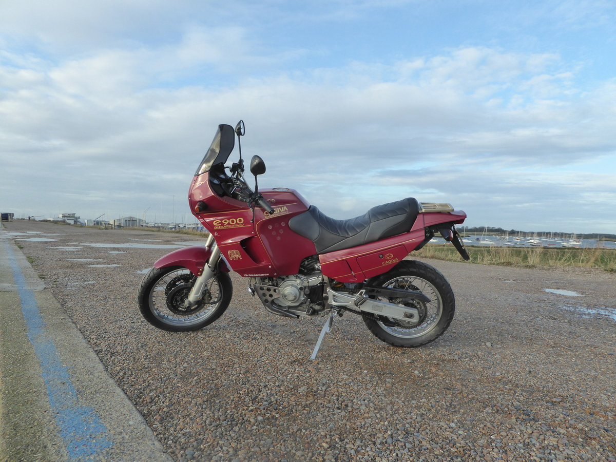 1996 Cagiva Elefant 900 GT NOW SOLD  NOW SOLD SOLD (picture 2 of 6)