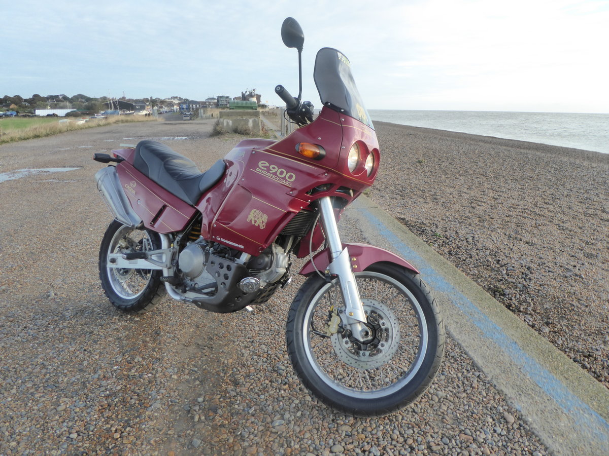 1996 Cagiva Elefant 900 GT NOW SOLD  NOW SOLD SOLD (picture 4 of 6)