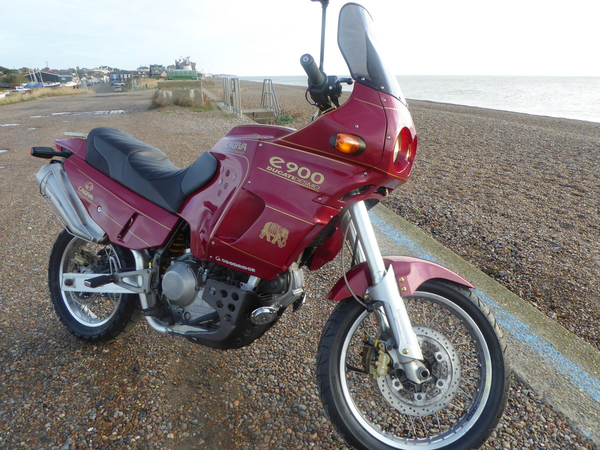 1996 Cagiva Elefant 900 GT NOW SOLD  NOW SOLD SOLD (picture 5 of 6)
