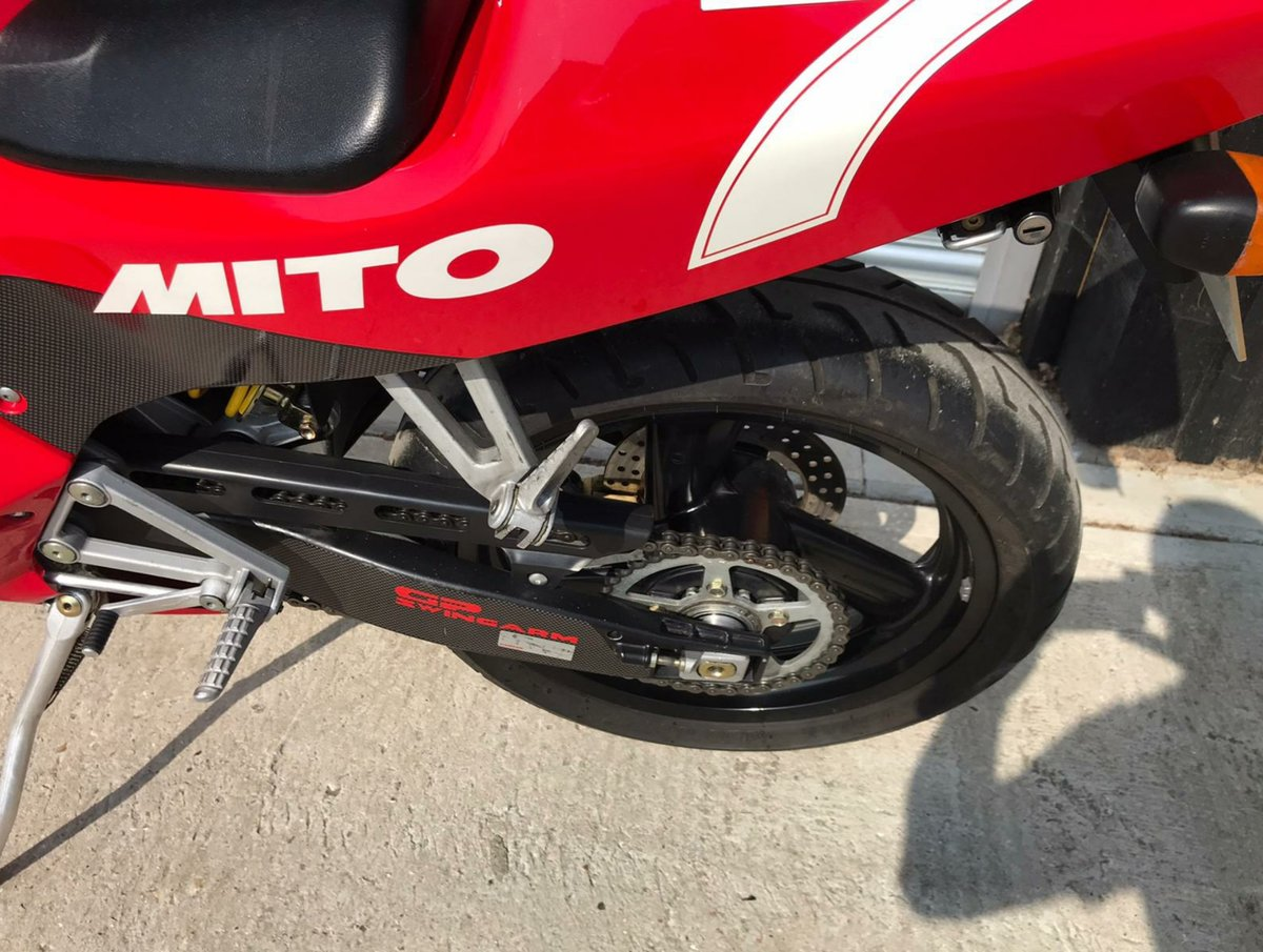 1993 Cagiva Mito Lawson 2 For Sale (picture 3 of 6)
