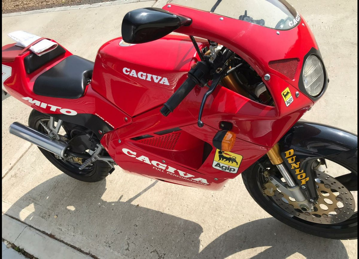 1993 Cagiva Mito Lawson 2 For Sale (picture 2 of 6)