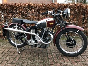 1939 Calthorpe M5 500 OHV For Sale