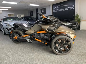 Picture of Can-Am Spyder F3-S Special Series Titanium Series 2020