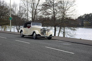 Picture of 1937 30s Kitcar built with Bentley - Rolls Royce parts