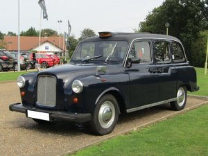 Picture of 1989 Carbodies Taxi at ACA 7th November