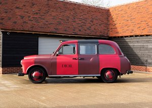 Picture of 1997 Carbodies Fairway Taxi SOLD by Auction