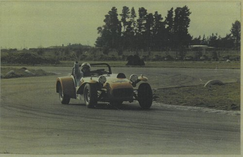 1974 Caterham (Chassis number 7) For Sale (picture 1 of 6)