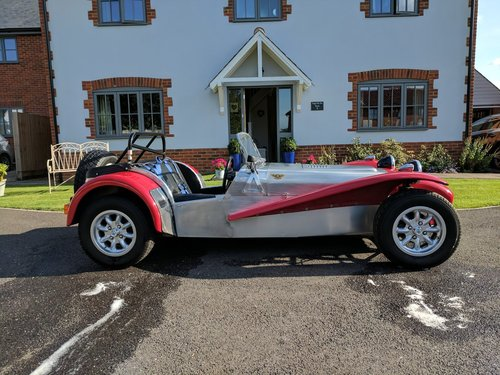 1974 Caterham (Chassis number 7) For Sale (picture 2 of 6)