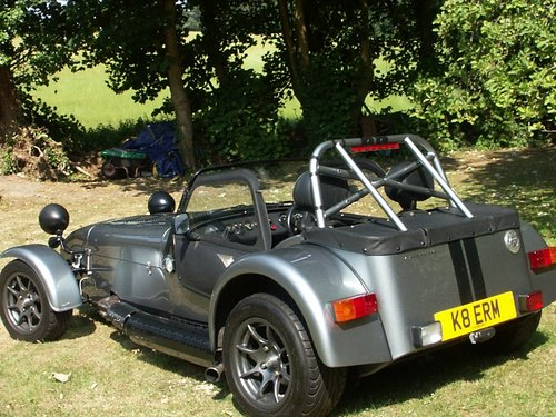 2005 ROADSPORT 1800 VVC 150 BHP SOLD (picture 4 of 6)