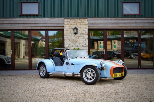 2016 Caterham 7 Supersport R SV- 1 Owner- 600 miles!!  For Sale (picture 1 of 6)