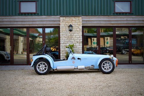 2016 Caterham 7 Supersport R SV- 1 Owner- 600 miles!!  For Sale (picture 2 of 6)
