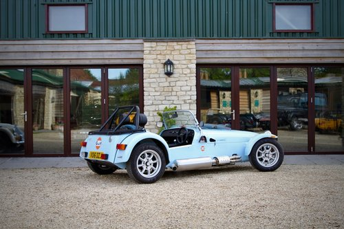 2016 Caterham 7 Supersport R SV- 1 Owner- 600 miles!!  For Sale (picture 3 of 6)