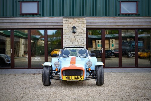 2016 Caterham 7 Supersport R SV- 1 Owner- 600 miles!!  For Sale (picture 4 of 6)