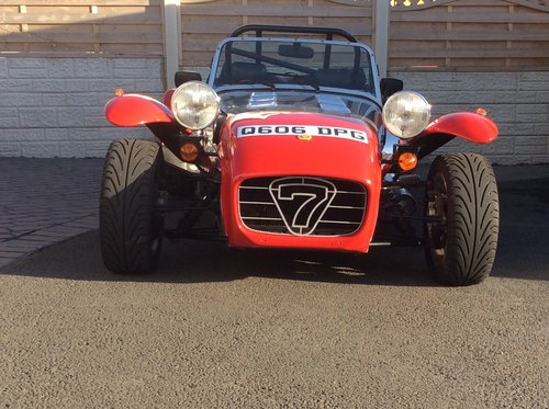 1995 Caterham Seven Supersprint For Sale (picture 1 of 6)
