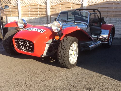 1995 Caterham Seven Supersprint For Sale (picture 5 of 6)