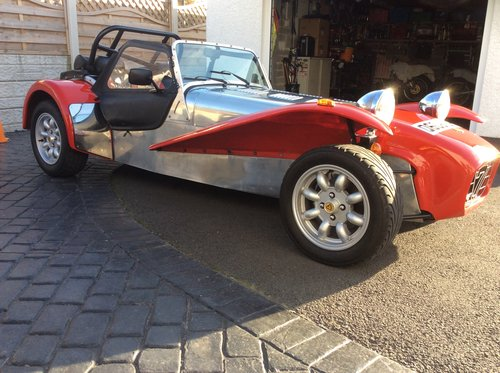 1995 Caterham Seven Supersprint For Sale (picture 6 of 6)