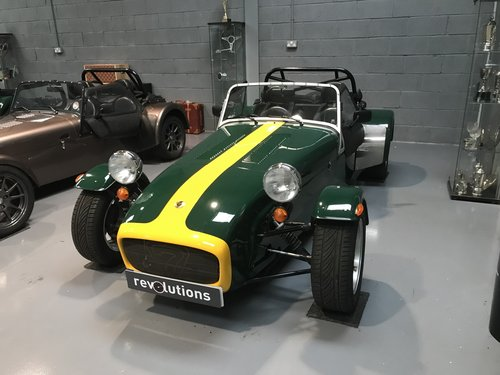2010 Caterham Roadsport 125 SV For Sale (picture 1 of 5)