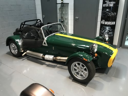 2010 Caterham Roadsport 125 SV For Sale (picture 2 of 5)