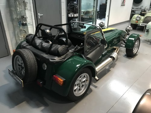 2010 Caterham Roadsport 125 SV For Sale (picture 4 of 5)