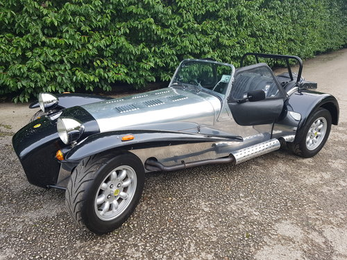 1994 CATERHAM 7 Classic SE 1600, 100bhp. For Sale (picture 2 of 6)