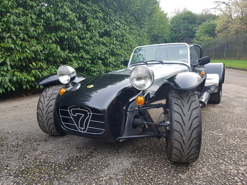 1994 CATERHAM 7 Classic SE 1600, 100bhp. For Sale (picture 3 of 6)