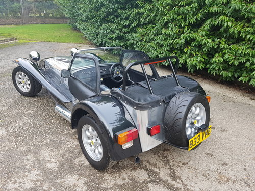 1994 CATERHAM 7 Classic SE 1600, 100bhp. For Sale (picture 4 of 6)