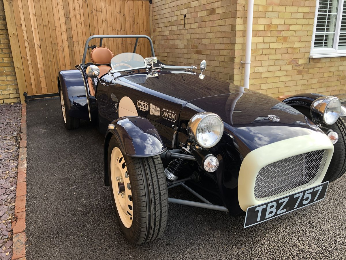 2018 Caterham Super Sprint Limited Edition SOLD (picture 1 of 4)