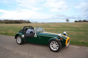 Caterham Seven 1.8K Series, 2004.  FACTORY BUILT.  ONE OWNER