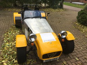 2000 Caterham 7 S3 Classic Vauxhall 1.6 8V For Sale