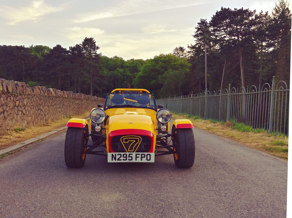 1987 Caterham Super Seven Spring, Roger King Special For Sale (picture 1 of 6)