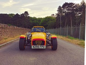 1987 Caterham Super Seven Spring, Roger King Special For Sale